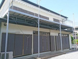 外壁・屋根リフォーム 下地調整に時間をかけ、今後の雨漏れも安心な外壁・屋根