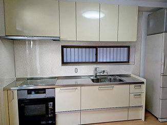 内装リフォーム ライフスタイルに合わせ使い勝手を改善したリビング・キッチン