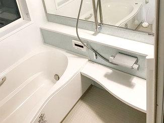 バスルームリフォーム お手入れ楽々!断熱効果アップで快適に過ごせる浴室