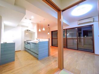 マンションリフォーム 10年以上先を見据えた使い勝手が良く住みやすいお部屋