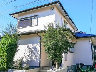 外壁・屋根リフォーム 雨漏りを防ぎ家をしっかり守る外壁・屋根塗装