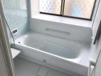 バスルームリフォーム 寒さがなくなり快適なお風呂と洗面脱衣所