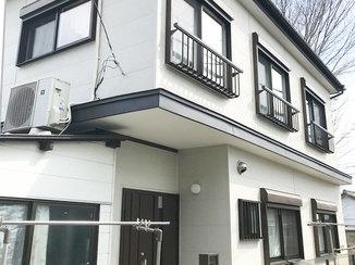 外壁・屋根リフォーム 外壁と合わせて窓も変えて、防音断熱の効果が期待できる家に